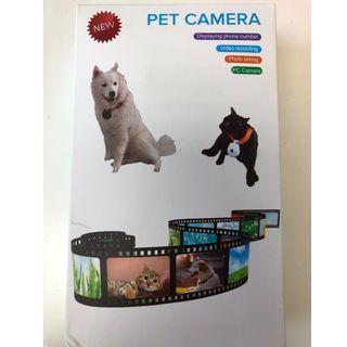 寵物戶外運動相機 Pet Camera (全新連盒)