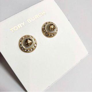 Tory Burch Earrings TB 耳環 現貨一對