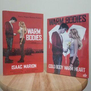 Warm Bodies (Book and DVD)