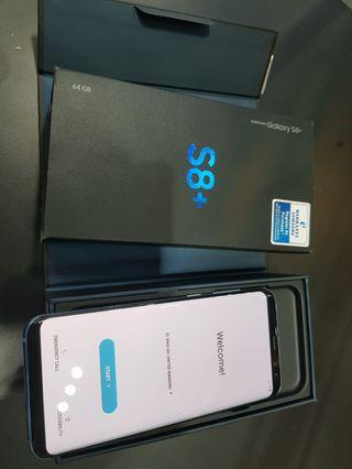 Samsung Galaxy S8 Plus gold, gray and blue available