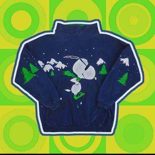 Snoopy Back-Printed Jumper