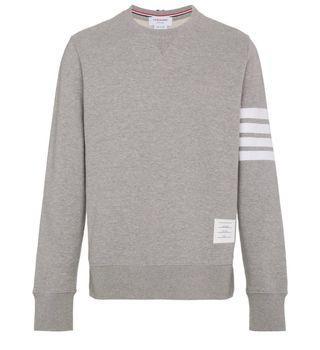 Thom Browne sweater Grey