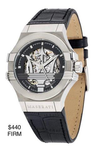 BN PO Maserati Potenza Quartz Watch