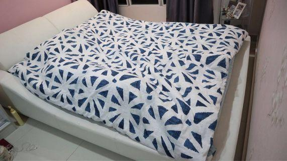 Gucca Italy Queen Size Bedframe&Mattress