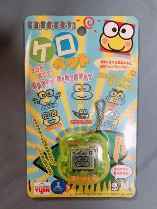 絕版Sanrio Keroppi 遊戲機