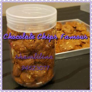 Chocolate Chips Famous (For 7 & 8 Jun 2019)