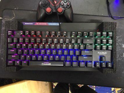 Mechanical Keyboard ( Blue Swtich )