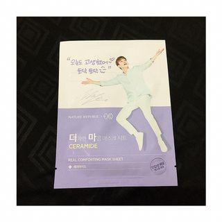 Masker nature republic Exo limited edition#mauthr