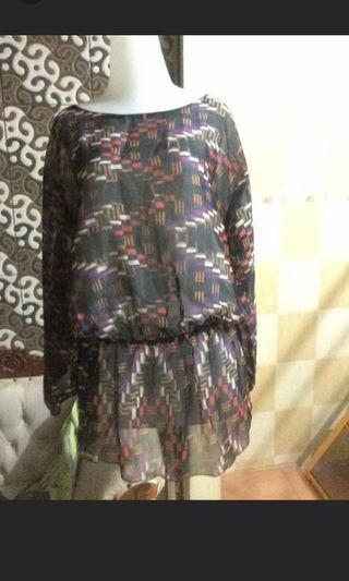 Shifon blouse