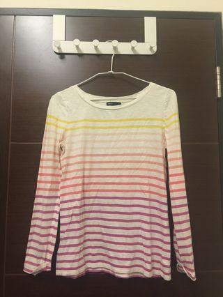 🚚 Colourful stripped long sleeves