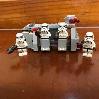Lego Star Wars 人仔 白兵 stormtroopers