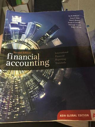 HKCC Financial accounting