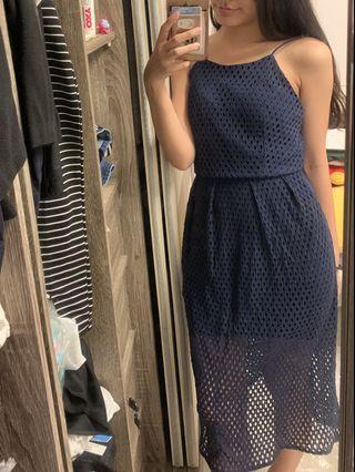 MDS Midi Dress