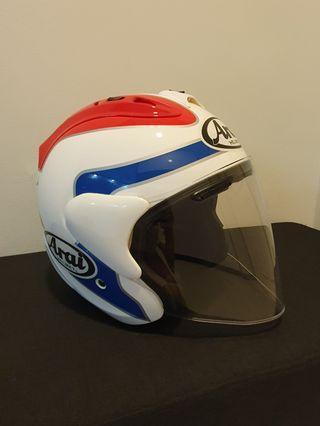 TSR helmet fully convert! (Not Arai!)