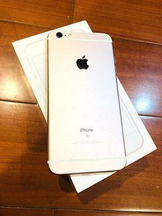 🚚 IPhone6s plus 64G 粉