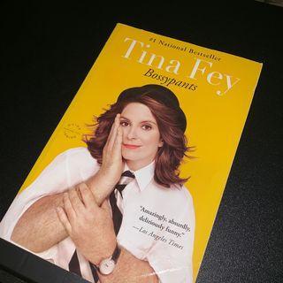 English Book - Tina Fey ( Bossypants) #1 National Bestseller