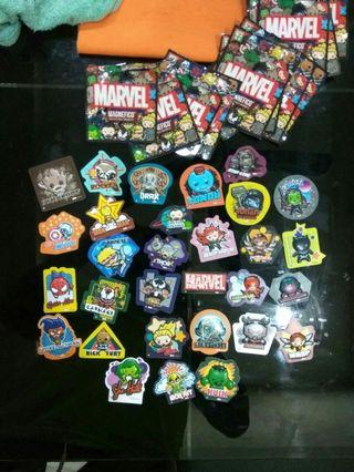 Marvel magnefico magnet 7 eleven avengers raya sale