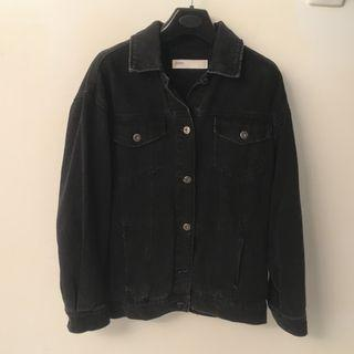 ZARA oversized denim jacket - size XS