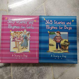 Bedtime stories for boys and girls