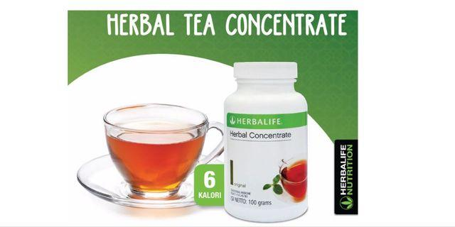 🚚 Herbalife tea concentrate
