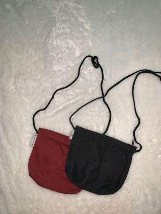 Sling bag kain