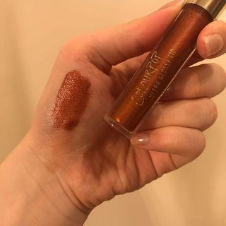 Colourpop Metallic Lip Gloss #Obviously