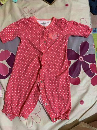 嬰兒連身衣 hallmark baby clothes
