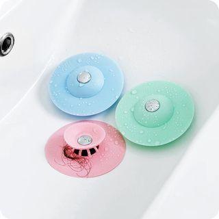 厨房水槽洗菜盆过滤网地漏盖 提翻式浴室下水道防堵塞头发过滤器