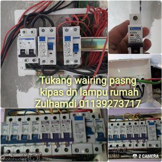 Zulhamdi contrekter tukang pasang wairing 01139273717 call whatsapp sy
