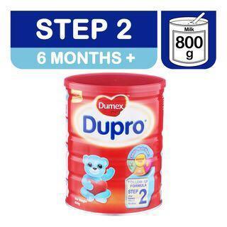 🚚 Bless Dumex Dupro Step 2 Milk Powder