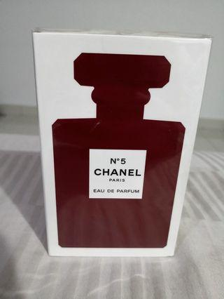 N5 Chanel unboxed, just 1 unit