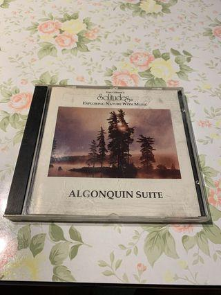 Dan Gibson's Solitudes CD 編號015