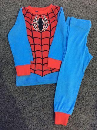 H&n Pjamas X Marvel