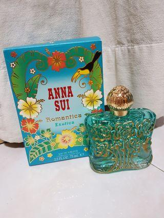 OFFER ❣$100 Anna Sui EDT Perfume 75ml