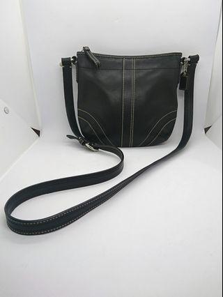 🎉特賣🎊coach專櫃正品側斜背小包