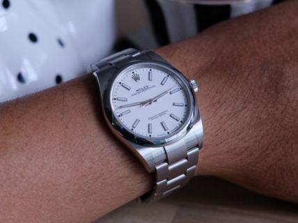 🚚 Rolex Oyster Perpetual 39