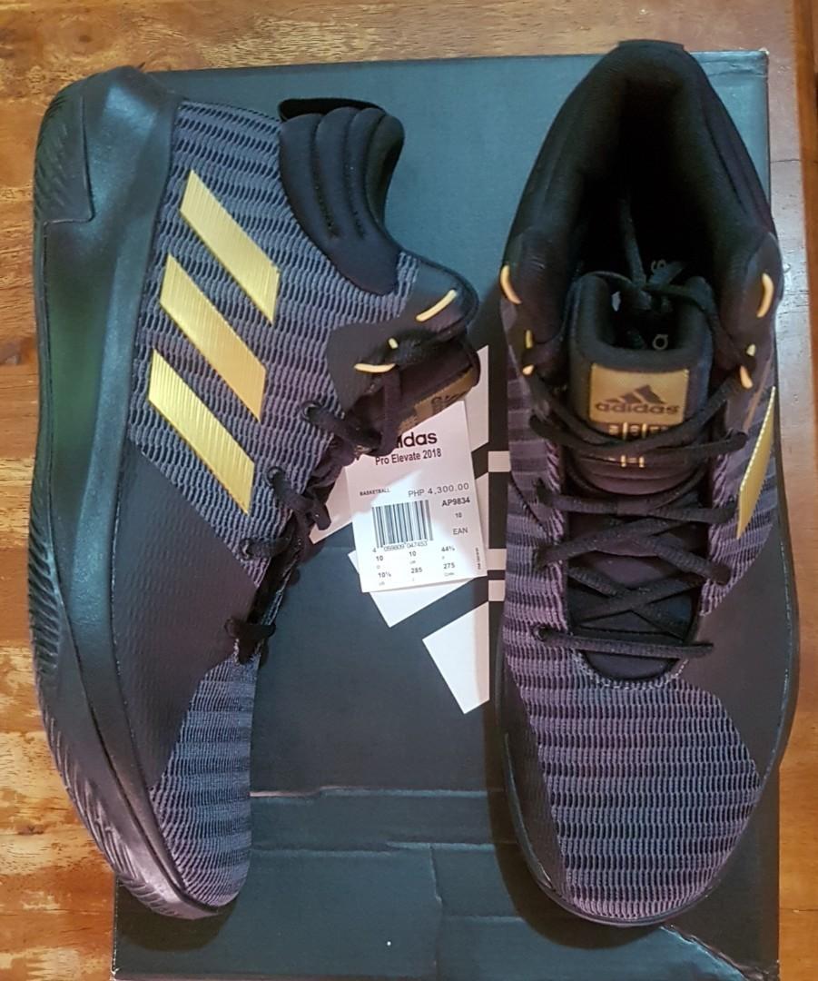 administrar Gastos de envío Accesorios  Adidas Pro Elevate 2018 basketball shoes size 10.5 US for men, Men's  Fashion, Footwear, Sneakers on Carousell