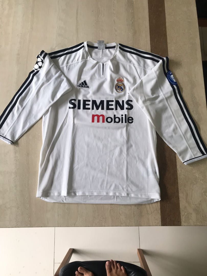 online store 4c5b9 18743 Adidas Real Madrid Limited Edition Jersey