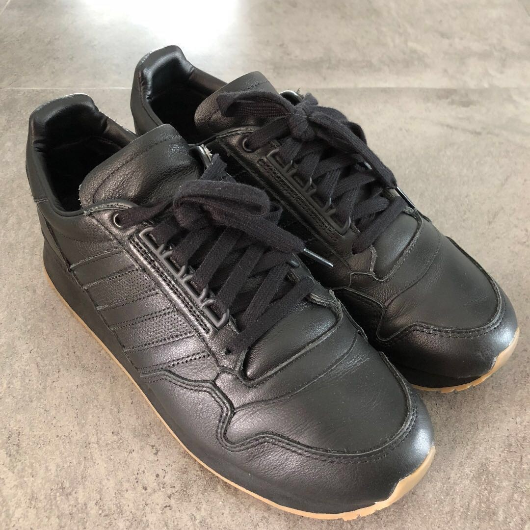 best service b7dff 674bf Adidas ZX500 OG Full Leather Trainers Sneakers