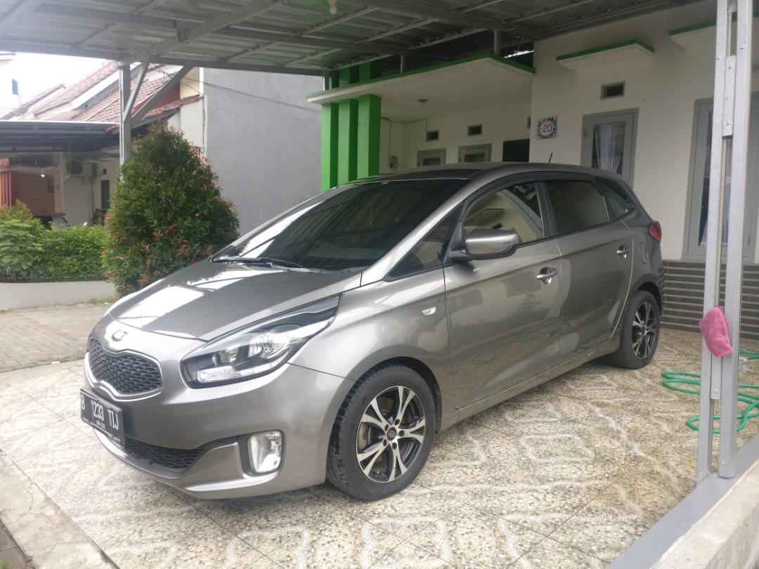 All New Kia Carens 2013-2015 Istimewa