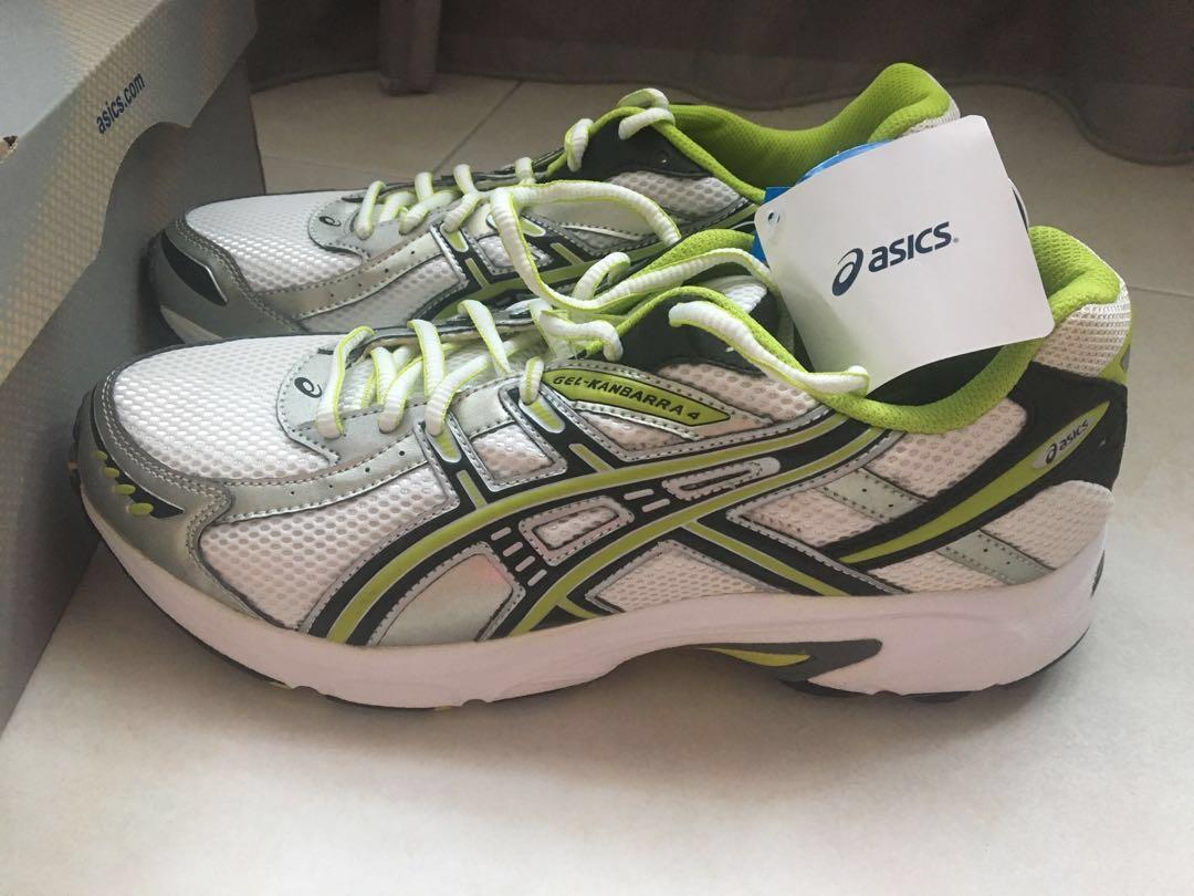 Asics Running Shoes (Gel Cushioning System)