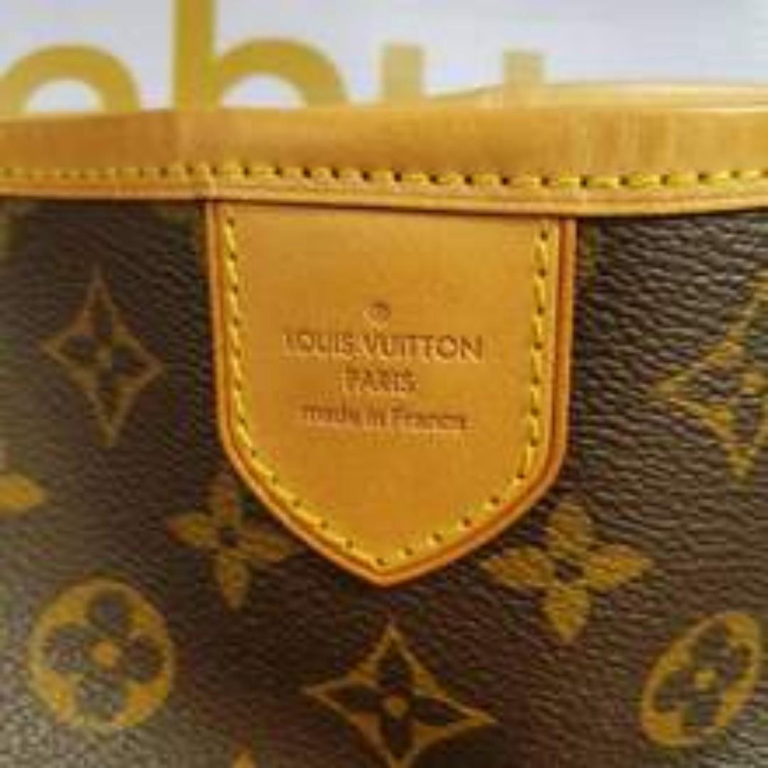 Authentic Louis Vuitton Delightful GM Monogram