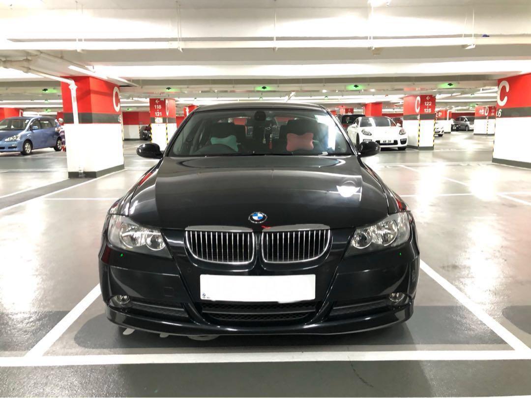 BMW 323I 2008 5座2497cc自動AT