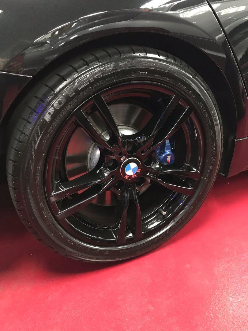 BMW 328IA Touring M Sport 2013