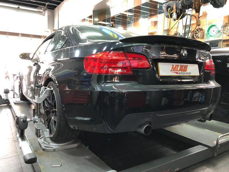 BMW 335I COUPE 2008