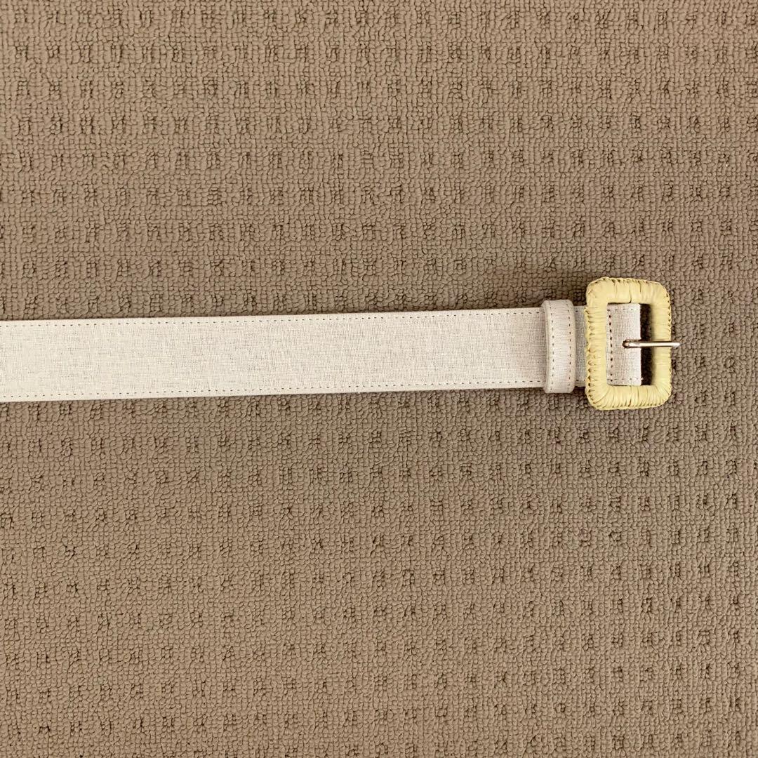 BNWOT Kookai Woven Belt #swapau