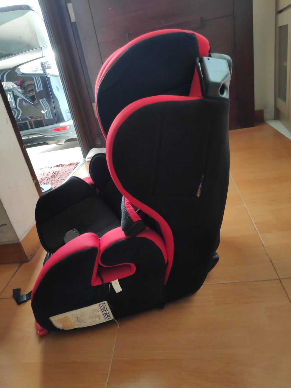 Car seat merk Sparco