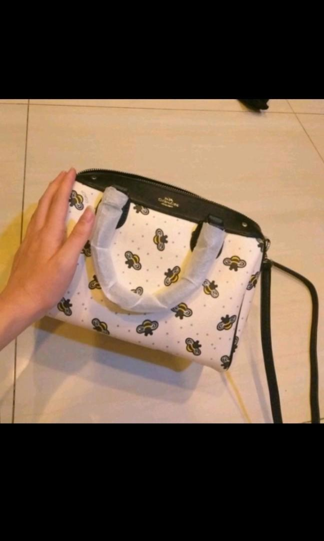 COACH ORIGINAL motif bee