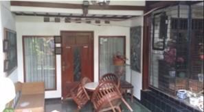 Dijual Rumah lama hitung tanah dikebayoran baru jakarta selatan