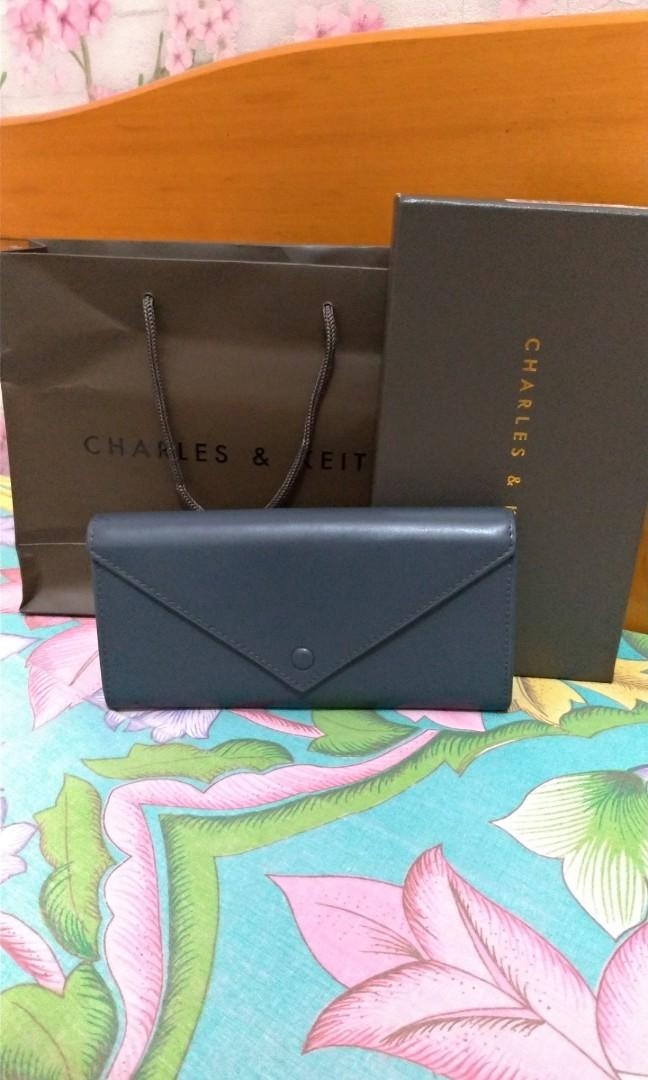 Dompet CK Charles n Keith New !!
